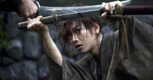 samurai x o filme